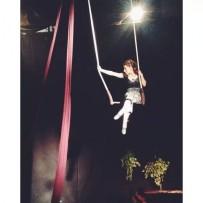 Claudia Ossola - Prova Aperta Four Hands Circus
