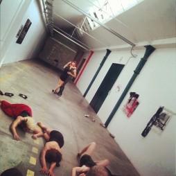 -Impro'penDay - improvvisazioni performative artistiche - la fucina del circo