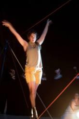 Jasmine - filo molle - -Impro'penDay - improvvisazioni performative artistiche - la fucina del circo