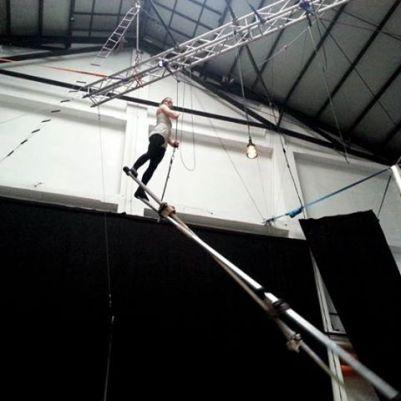 Apocaliptic Circus - residenza artistica Mirabilia Festival Europeo