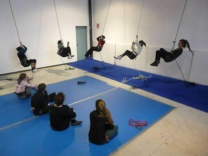 danza verticale stage