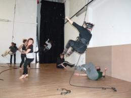 danza verticale Mattatoio Sospeso - La Fucina del Circo (15)