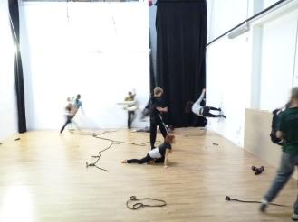 danza verticale Mattatoio Sospeso - La Fucina del Circo (23)