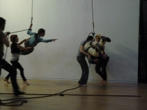 workshop danza aerea