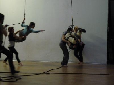 workshop danza aerea
