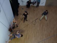 danza verticale Mattatoio Sospeso - La Fucina del Circo (9)
