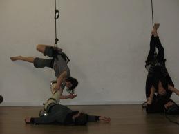 danza verticale stage mattatoio sospeso La Fucina del Circo (12)
