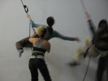 danza verticale stage mattatoio sospeso La Fucina del Circo (45)