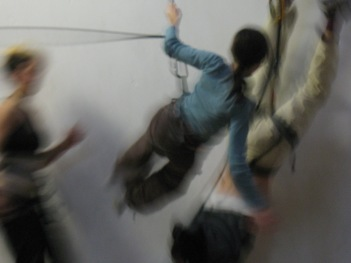 danza verticale stage mattatoio sospeso La Fucina del Circo (47)