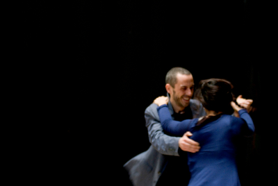 Foto Gerrardo di Fonzo compagnia Mattatoio Sospeso