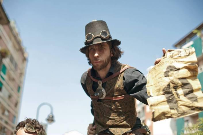 Luca di Lotti Steampunk Parade.