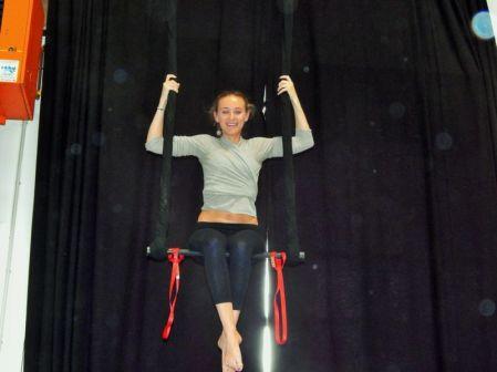 corso di tessuto e trapezio acrobatica aerea tecniche circensi (5)