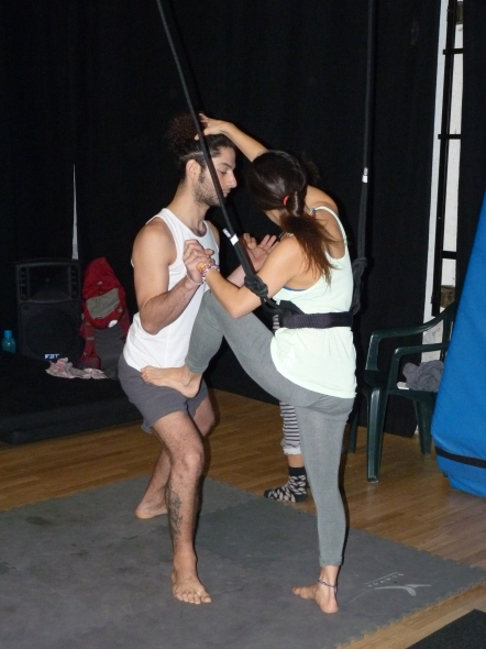 Acroportes stage Duo Olamari, La Fucina del Circo, Torino (88)