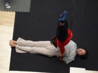 stage acroportes Duo OlaMari, La Fucina del circo, troino
