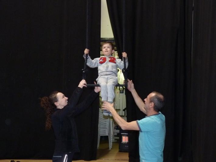Circo creattivo bimbi e genitori6