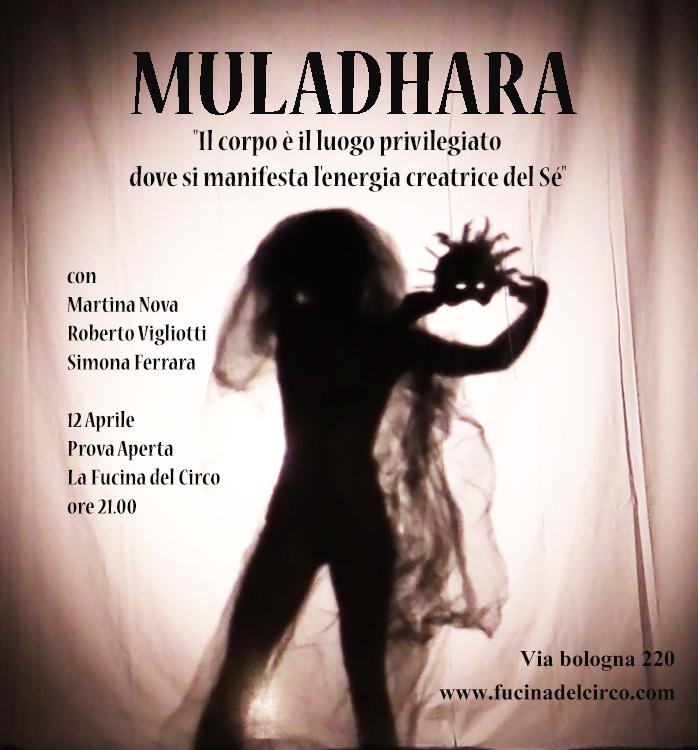 muladhara invito prova aperta