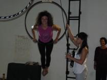 cerchio aereo stage, la fucina del circo, torino, discipline aeree, corso, stage, acrobatica aerea (62)