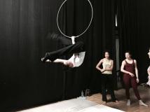 stage di cerchio aereo con lara d'amelia, La Fucina del Circo, Torino corsi acrobatica aerea, discipline aeree (1)