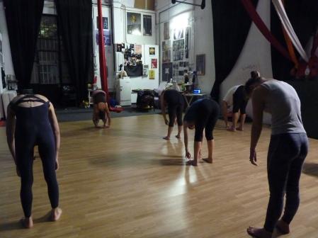 danza acrobatica La Fucina del circo Torino corso (2)