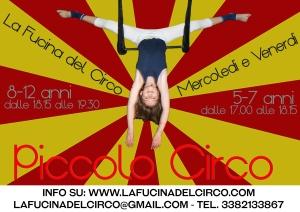 Circo_bimbi cartolina