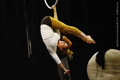 Stage Trapezio, La Fucina del Circo, Anibal Virgilio, Foto di Alessandro Sicco (1)