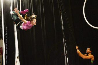 Stage Trapezio, La Fucina del Circo, Anibal Virgilio, Foto di Alessandro Sicco (3)