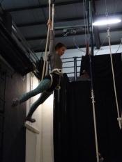 trapezio stage, La Fucina del Circo, Anibal Virgilio (10)