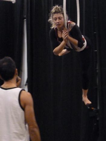 trapezio stage, La Fucina del Circo, Anibal Virgilio (8)