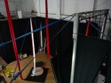 allenamento libero spazio aperto per allenamento, la fucina del circo torino