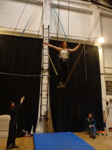 stage di corda molle, albert martinez, la fucina del circo, equilibrismo su corda (2)