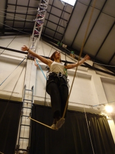 stage di corda molle, albert martinez, la fucina del circo, equilibrismo su corda (3)