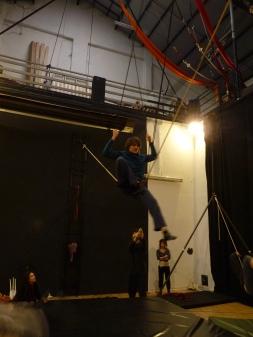 stage di corda molle, albert martinez, la fucina del circo, equilibrismo su corda (4)