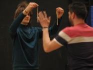 stage di corda molle, Albert Martinez, La Fucina del Circo, Torino, equilibrio su filo, workshop, (5)