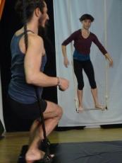equilibrio trapezio, workshop, stage, la fucina del circo, torino, arti aeree, discipline aeree, tecnica al trapezio (15)_