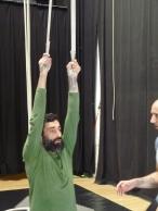 stage di corda, workshop, corda aerea, gabriel tramullas, la fucina del circo, aerieal mouvement, torino, (5)