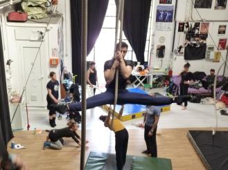 stage di corda, workshop, corda aerea, gabriel tramullas, la fucina del circo, aerieal mouvement, torino, (7)