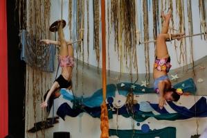 bellezze al bagno, fusion fest, la fucina del circo, tessuto, trapezio,corsi, torino (20) foto Fabio Gomena