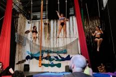 bellezze al bagno, fusion fest, la fucina del circo, tessuto, trapezio,corsi, torino (26) foto Fabio Gomena