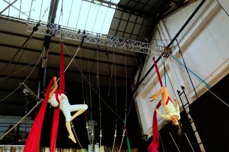 itaca andata e ritorno, fusion fest, la fucina del circo, tessuto, trapezio,corsi, torino (25) foto Fabio Gomena