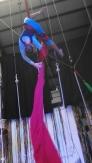 Circo ludico, bimbi, la fucina del circo, fusion fest, festa di fine anno, torino, corsi, aerea junior, acrobatica, (10)