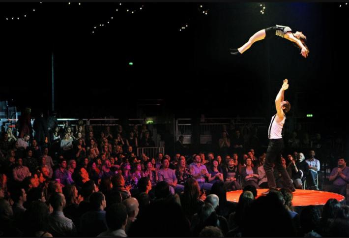 chrisiris, workshop mano a mano, torino, la fucina del circo, acrobatica di coppia