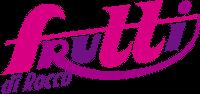 logo frutti di rocco, frutti rossi, mirtilli, lamponi, fragole, marmellata, grappa, aceto, gelatine di frutta, succhi, naturali
