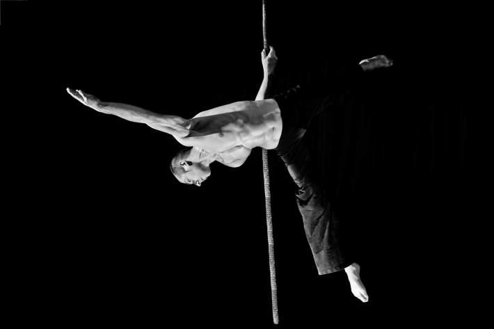 workshop corda, acrobatica aerea, gabriell tramullas, la fucina del circo, torino