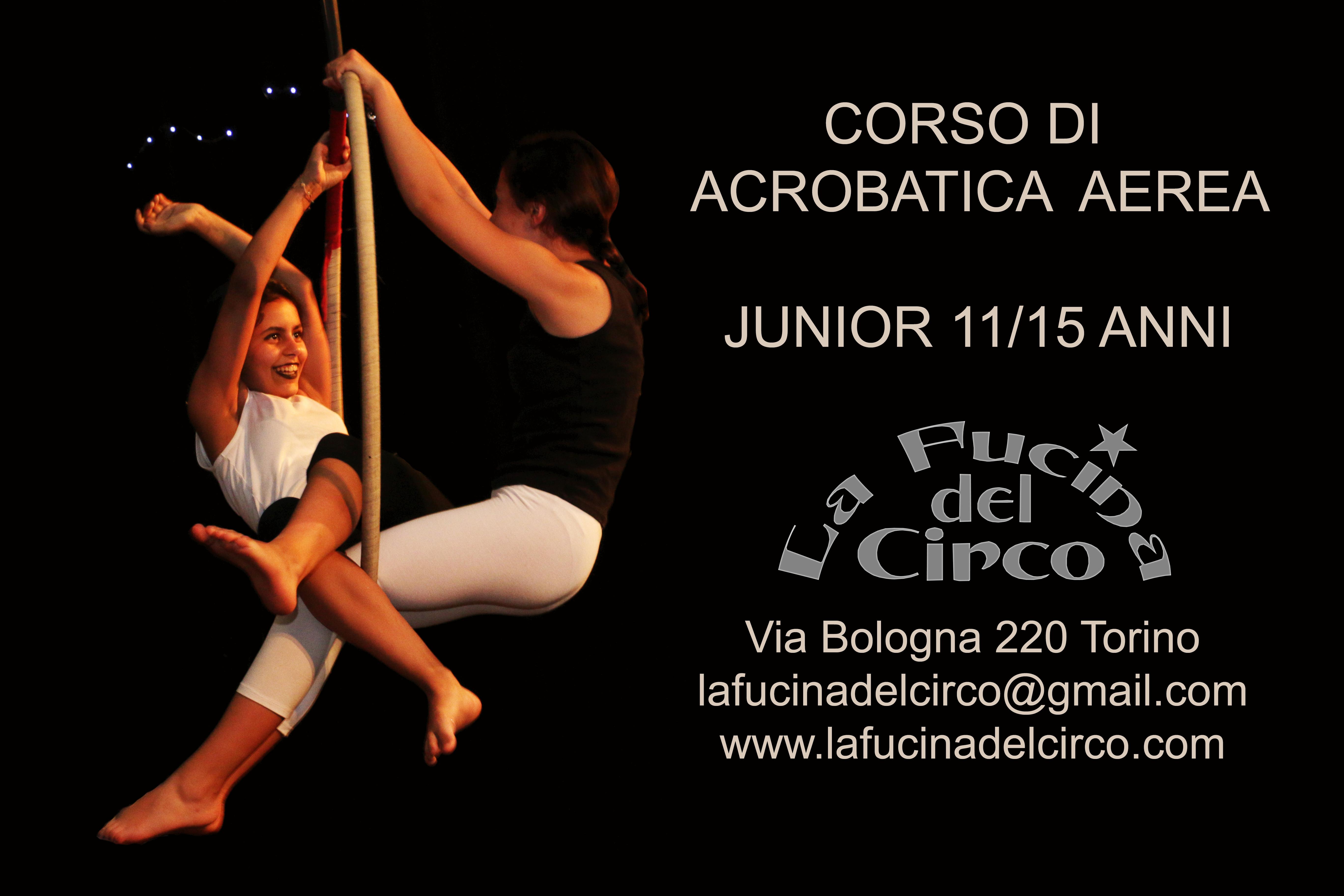 acrobatica aerea, junior, ragazzi, danza aerea, discipline aeree, la fucina del circo, torino, scuola di circo, corsi arti circensi, tessuto, trapezio, ginnastica.jpg