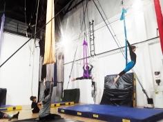 corso di amaca aerea, tessuto aereo, scuola discipline acrobatiche, eventi, spettacoli