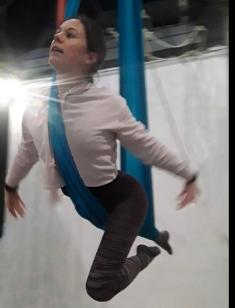 corso di hammock, amaca aerea, tessuto aereo, torino, la fucina del circo, scuola