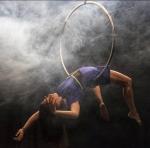 corso di cerchio, tessuto aereo torino, trapezio, acrobatica, corsi , circo, danza